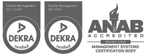 dekra quality certifications